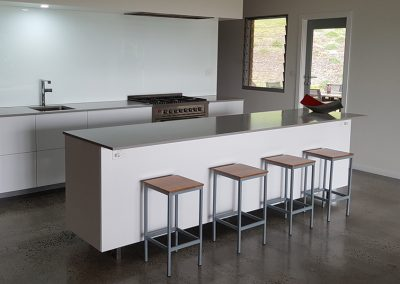 Goonengerry: minimalist home renovation