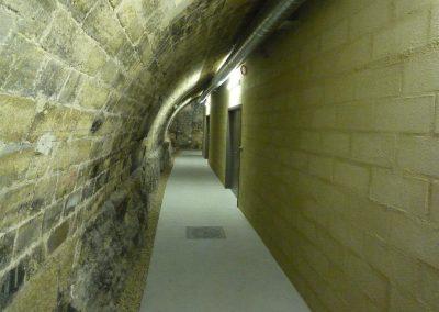 Another hidden passage