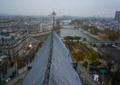 View to Paris