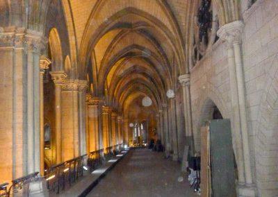 Side interior passages