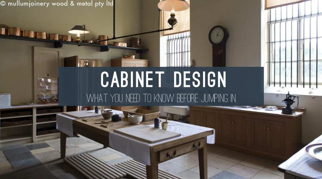 Kitchen & Cabinetry Design Choices