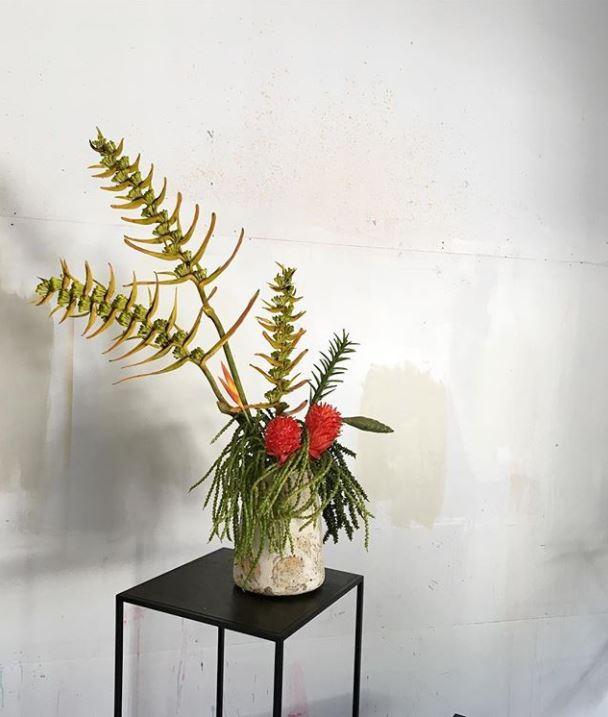 braer florist art plinths mullumjoinery wood metal